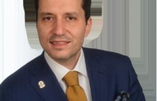 Dr. Fatih Erbakan Karaman'a Geliyor