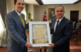 Erbakan Vakfı Genel Başkanı Dr. Fatih Erbakan'dan...