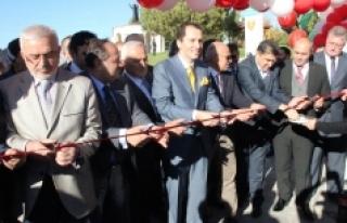 Fatih Erbakan, Karaman'da Babasının İsmini Taşıyan...