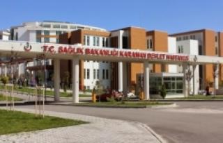 Karaman Devlet Hastanesinde Ek Mesai Dönemi Başladı