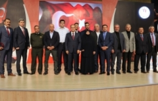 Karaman 15 Temmuz Kahramanlarını Bağrına Bastı