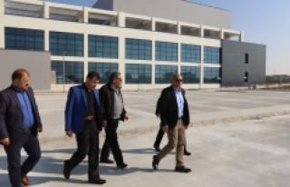 Karaman'da Fuar Ve Kongre Merkezi'nde Sona Yaklaşıldı