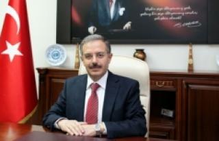 KMÜ Rektörü Prof. Dr. Sabri Gökmen'in 24...