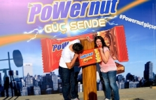 Saray Powernut İle Güç Sende