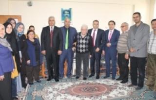 Sultanoğlu'ndan Şehit Öğretmen Ailesine Ziyaret