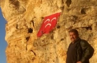 Ülkücüler, Alparslan Türkeş'i Doğum Gününde...