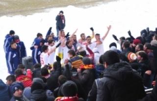 Altın Puanı Karaman Belediye Spor Aldı