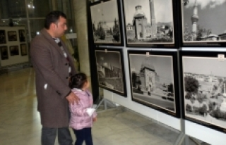 Asırlık Konya Fotoğrafları İlgi Görüyor