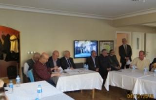 ERÇEV 18. Bütçe Toplantısını Yaptı