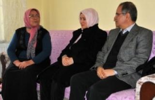 Eser Ve Tokalı Ailelerine Vali Tapsız'dan Anlamlı...
