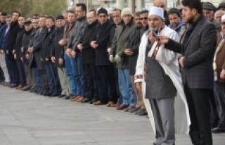 İstanbul Şehitleri İçin Karaman'da Gıyabi Cenaze...
