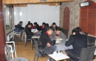 Karaman'da Kıraathaneler Aslına Dönüyor