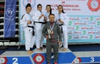 Karamanlı Judocular Bir Üst Lige Göz Kırptı