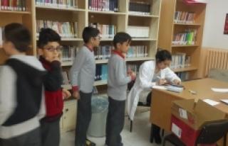 Kazımkarabekir'de 258 Öğrenciye Sağlık Taraması...