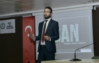 KMÜ'de Gençlik Bilinci Konuşuldu