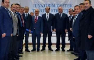 MEVKA, Karaman'da Yatırım Destek Ve Tanıtım...