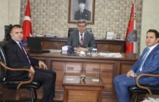Sultanoğlu, Taziye Ziyaretinde Bulundu