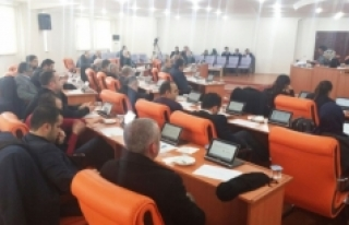2017 Yılının İlk Meclisi Toplandı