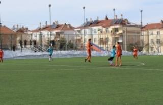 Futbol Genç Erkekler İl Birinciliği Müsabakaları...