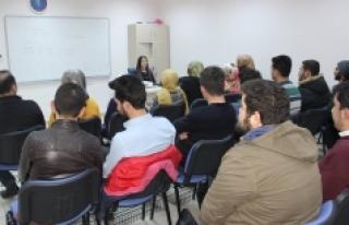 Gençlik Merkezi Diksiyon Eğitimleri Başladı