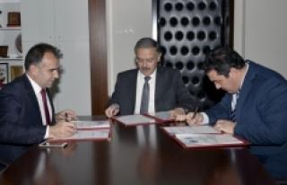 KMÜ ve BİLSEM Arasında İşbirliği Protokolü...