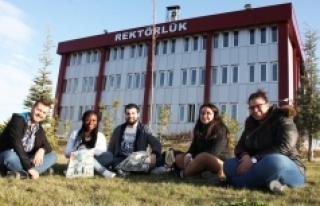KMÜ'de 2016 Yılında 26 Akademisyen Ve Öğrenci...