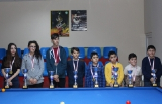 Minikler Ve Yıldızlar Pool Bilardo İl Şampiyonası...