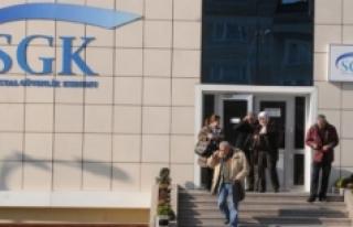 SGK Prim Tahsilâtları 9 Ocak'a Kadar Uzatıldı