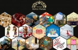 Türkiye Kültür Portalı'nda En Çok Ziyaret Edilen...
