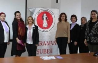 Avrupa Konseyi İstanbul Sözleşmesi Konulu Seminer