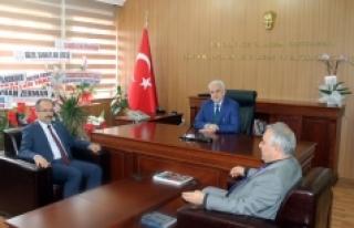 Başsavcı Ve Adalet Komisyonu Başkanından Kuntoğlu'na...