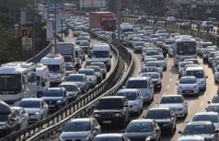 Karaman'ın Araç Sayısı Bir Yılda 3 Bin 83 Arttı