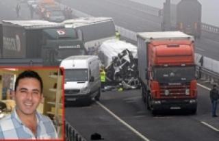 Karamanlı İşadamı Macaristan'daki Kazada Hayatını...