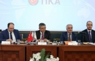 """TİKA-Konya İş Dünyası Buluşması""..."
