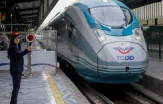 Ankara-Konya Hızlı Tren Seferleri 14'den 20'ye...