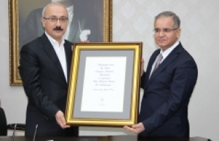 Bakan Elvan: Karaman'a Adım Attığım Zaman Gönlümdeki...