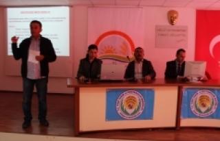 Elma Entegre Kontrollü Ürün Yönetimi Konulu Toplantı...