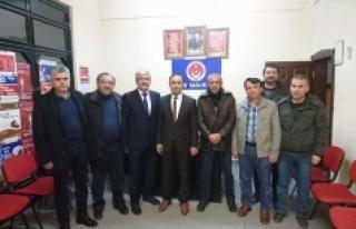 Kamu Hastaneler Birliği Genel Sekreterliğinden Türk...