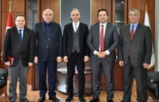 Konya BYEGM'den, Orman Bölge ve DSİ'ye Ziyaret