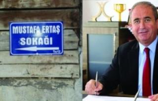 Mustafa Ertaş'ın İsmi Ermenek'te Bir Sokağa...