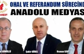 Ohal Ve Referandum Sürecinde Anadolu Medyası Çalıştayı...