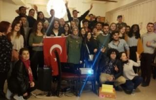Türkiye Ve Karaman Kültür Tanıtım Gecesi Düzenlendi