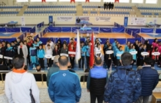 Masa Tenisi Gençler Türkiye Şampiyonası Başladı