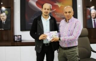 Yazar Mehmet Kırış'dan Başkan Çalışkan'ı...