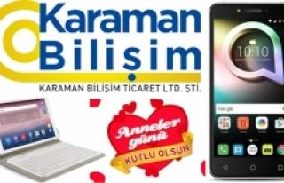 Annelere Özel Kampanya Turkcell Karaman Bilişim'den