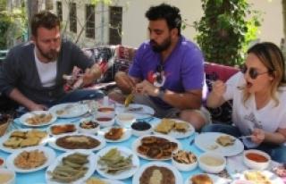 Ermenek'in Yöresel Yemekleri Tanıtıldı
