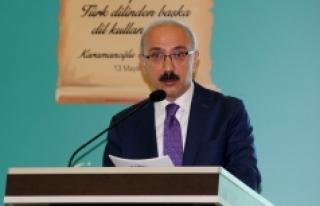 """Kalkınma Bakanı Lütfi Elvan: """"Vatanın En..."""