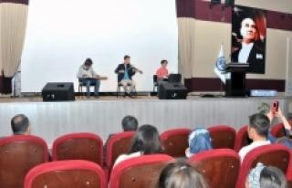 KMÜ'de Sanat Müziği Konseri