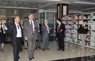 UNİKOP Kütüphane Ve Dokümantasyon Daire Başkanları...