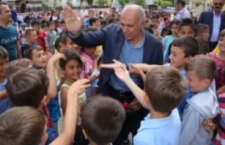 Atık Pil Toplama Yarışmasında Okullara Ödülleri...